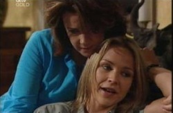 Lyn Scully, Steph Scully in Neighbours Episode 3987