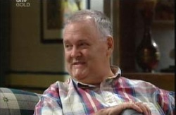 Harold Bishop in Neighbours Episode 3987