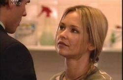 Steph Scully, Marc Lambert in Neighbours Episode 3987