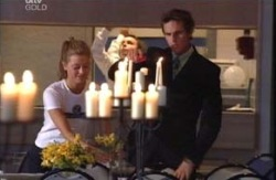 Felicity Scully, Marc Lambert in Neighbours Episode 3987