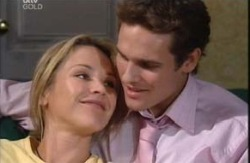 Steph Scully, Marc Lambert in Neighbours Episode 3988