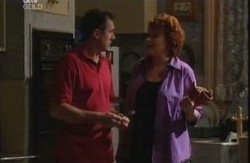 Karl Kennedy, Liz Conway in Neighbours Episode 3988