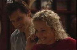Darcy Tyler, Terri Hall in Neighbours Episode 3989