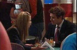 Felicity Scully, Marc Lambert in Neighbours Episode 3991