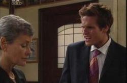 Chloe Lambert, Marc Lambert in Neighbours Episode 3991