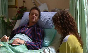 Paul Robinson, Liljana Bishop in Neighbours Episode 4766