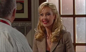 Annalise Hartman, Harold Bishop in Neighbours Episode 4769
