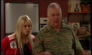 Sky Mangel, Harold Bishop in Neighbours Episode 4774