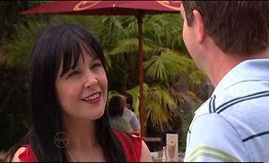Jackie Drummond, David Bishop in Neighbours Episode 4774