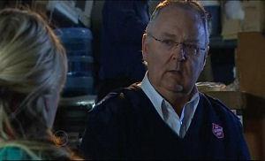 Sky Mangel, Harold Bishop in Neighbours Episode 4867