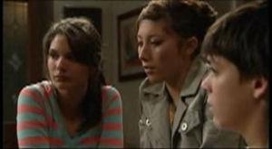 Rachel Kinski, Katya Kinski, Zeke Kinski in Neighbours Episode 4913