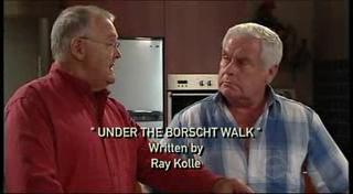 Harold Bishop, Lou Carpenter in Neighbours Episode 4946