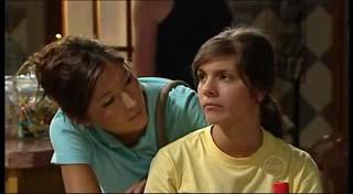 Katya Kinski, Rachel Kinski in Neighbours Episode 4949