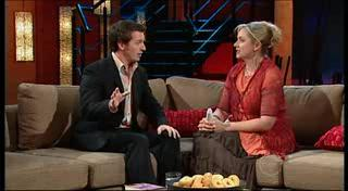 Rove McManus, Janelle Timmins in Neighbours Episode 4949
