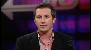 Rove McManus in Neighbours Episode 4950