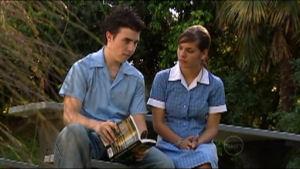 Stingray Timmins, Rachel Kinski in Neighbours Episode 4951