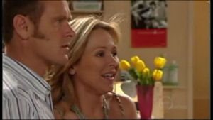 Max Hoyland, Steph Scully in Neighbours Episode 4952
