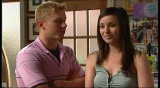 Boyd Hoyland, Sasha Hennessy in Neighbours Episode 4953