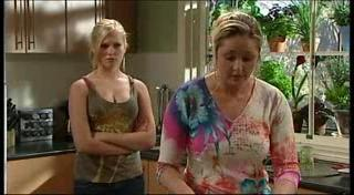 Janae Timmins, Janelle Timmins in Neighbours Episode 4953