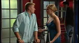 Boyd Hoyland, Janae Timmins in Neighbours Episode 4954
