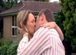 Max Hoyland, Steph Scully in Neighbours Episode 4956