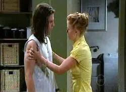 Dylan Timmins, Elle Robinson in Neighbours Episode 4956
