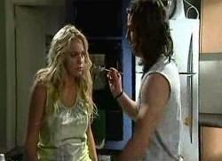 Sky Mangel, Dylan Timmins in Neighbours Episode 4956