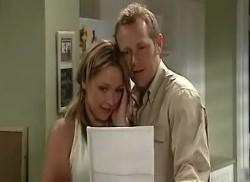 Steph Scully, Max Hoyland in Neighbours Episode 4960