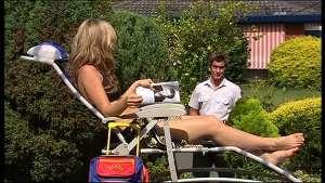 Elle Robinson, Ned Parker in Neighbours Episode 4968