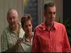Karl Kennedy, Susan Kennedy, Harold Bishop in Neighbours Episode 4969