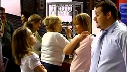 Summer Hoyland, Steph Scully, Toadie Rebecchi in Neighbours Episode 4689