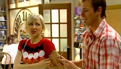 Sindi Watts, Stuart Parker in Neighbours Episode 4690