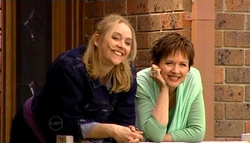 Janelle Timmins, Susan Kennedy in Neighbours Episode 4690
