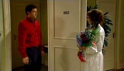 David Bishop, Liljana Bishop in Neighbours Episode 4692