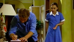 Boyd Hoyland, Summer Hoyland in Neighbours Episode 4693