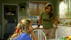 Sky Mangel, Steph Scully in Neighbours Episode 4694
