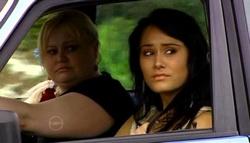 "Genevieve ""Eva"" Doyle, Carmella Cammeniti in Neighbours Episode 4695"