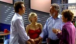 Stuart Parker, Sindi Watts, Gary Evans, Susan Kennedy in Neighbours Episode 4696