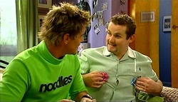 Ned Parker, Toadie Rebecchi in Neighbours Episode 5033