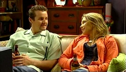 Toadie Rebecchi, Steph Scully in Neighbours Episode 5033