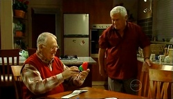 Harold Bishop, Lou Carpenter in Neighbours Episode 5034