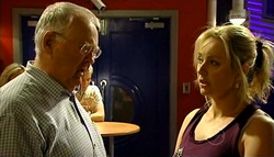 Harold Bishop, Janelle Timmins in Neighbours Episode 5035
