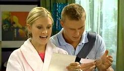 Janae Timmins, Boyd Hoyland in Neighbours Episode 5036