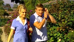 Janae Hoyland, Boyd Hoyland in Neighbours Episode 5036