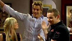 Sky Mangel, Ned Parker, Toadie Rebecchi in Neighbours Episode 5038