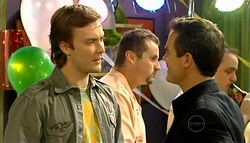 Robert Robinson, Toadie Rebecchi, Paul Robinson in Neighbours Episode 5038