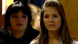 Bree Timmins, Rachel Kinski in Neighbours Episode 5039