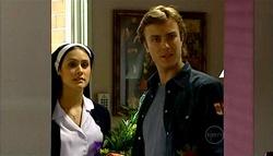 Carmella Cammeniti, Robert Robinson in Neighbours Episode 5039