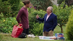 Tyler Brennan, Hamish Roche in Neighbours Episode 7726