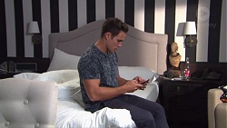 Aaron Brennan in Neighbours Episode 7726
